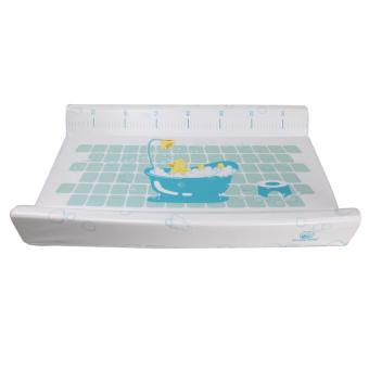 Lovely Kids Baby Changing Bath Mat (White) Price Philippines
