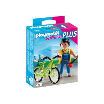 Harga Playmobil Special Plus Handyman With Bike