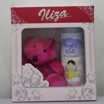 Angels Kiss Baby Powder(150g) plus Teddy Bear Price Philippines