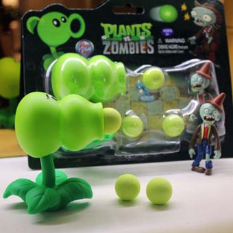 kids Toys Plants vs. Zombies Foam Balls(Gourd) Price Philippines