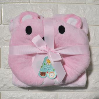 HAPPY KIDS Kiddie 2 in 1 Baby Blanket and Baby Pillow Price Philippines