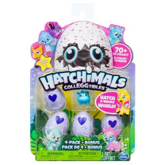 Hatchimals Colleggtibles 4 Pack + Bonus Price Philippines