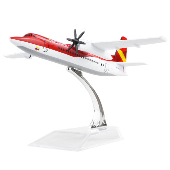 Colombia Avianca Fokker F50 14cm Airplane Child Birthday Gift Plane Models Toys Price Philippines
