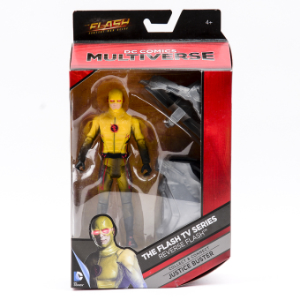 DC Comics Multiverse The Flash TV Series Reverse Flash Action Figure Price Philippines