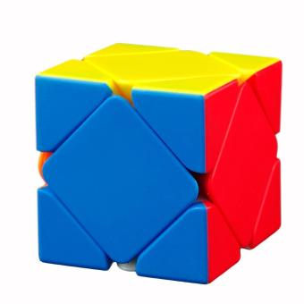 LT365 MoYu Magnetic Positioning Skewb Speed Cube 55mm Cube - intl Price Philippines