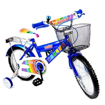 Appliance Galore ZT204- 16' Children Bicycle ( Blue) Price Philippines