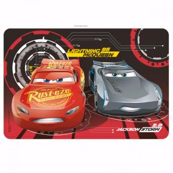 Harga Disney Cars 3 Art Placemat