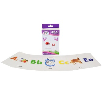 Brainy Baby ABCs Flashcards Price Philippines