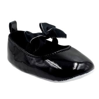 BABY STEPS Sunshine Baby Girl Shoes (Black) Price Philippines