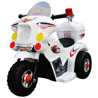 Harga Wawawei LL999 Rechargeable Motor Bike (White)