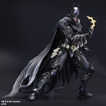 Batman Play Arts Action Figure Toys Boxed PVC Justice League Action Figures Collection - intl Price Philippines
