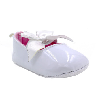 BABY STEPS Sunshine Baby Girl Shoes (White) Price Philippines