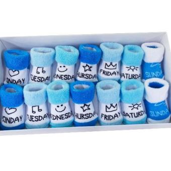 Enfant Baby Boy Socks Set of 7 Price Philippines