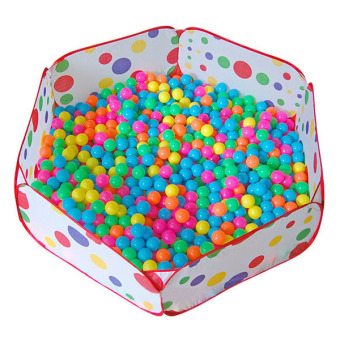 Fancytoy Children Kids Toy Portable Folding Ocean Pool Balls Tent Outdoor Indoor Price Philippines