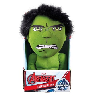Harga Marvel Talking Hulk Plush (Medium)