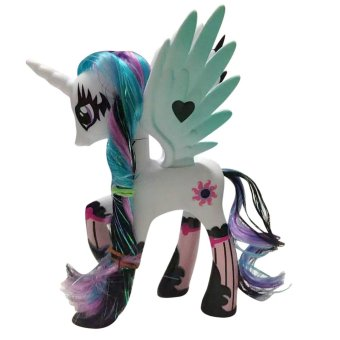 Harga My Little Pony Princess Twilight Sparkle Luna Moon Kid Toy Gift Light Green