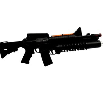 Harga wawawei AK-988 Personal Defense Weapon (Black)