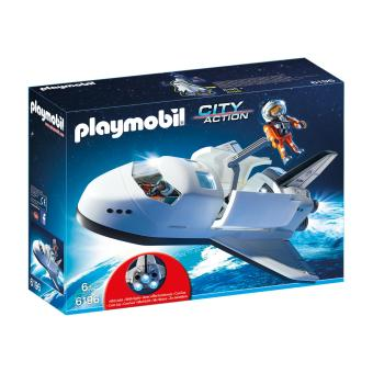 Harga Playmobil City Action Space Shuttle