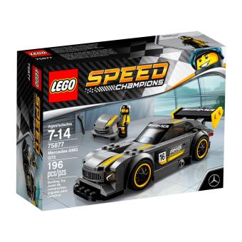 Harga LEGO Speed Champions Mercedes-AMG GT3