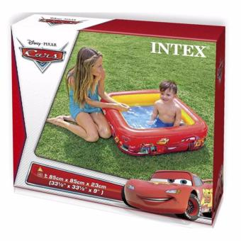 Harga Intex Playbox Pool Cars