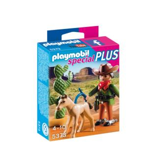 Harga Playmobil Special Plus Cowboy With Foal