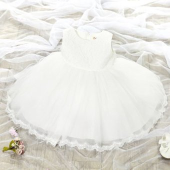 3 Months to 2 Years Old Korean Baby Dress - intl Price Philippines