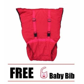 Happy Baby Portable Seat (Red) Price Philippines
