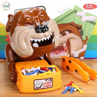 Harga D&D Funny Trick Toys Beware of the Dog Interactive Table Toys Game for Adult Kids Risk Game Don't Take Dog's Bones