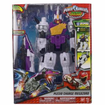 Harga Power Rangers Super Charge Plesio Charge Megazord