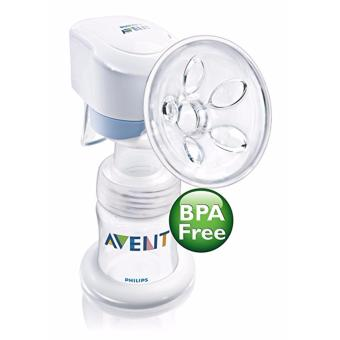 Harga Philips AVENT Natural Single Electric Breast Pump