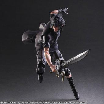 Final Fantasy Play Arts Action Figure Toys Boxed PVC Figures Collection Final Fantasy Toys - intl Price Philippines