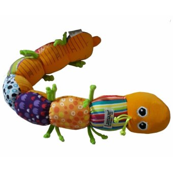 Baby Play and Grow Lamaze Musical Inchworm Early Develop Toy Price Philippines