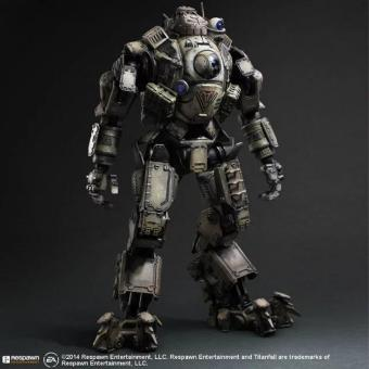 Titanfall Atlas Play Arts Action Figure Toys Boxed PVC Action Figures Collection Titanfall Atlas Toys - intl Price Philippines