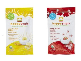 Happy Baby Happy Yogis Bundle of Banana Mango and Strawberry Price Philippines