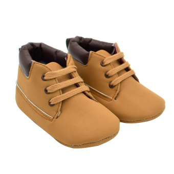 Autumn Baby Boys Girls Soft Sole Sneakers Shoes (khaki) - intl Price Philippines