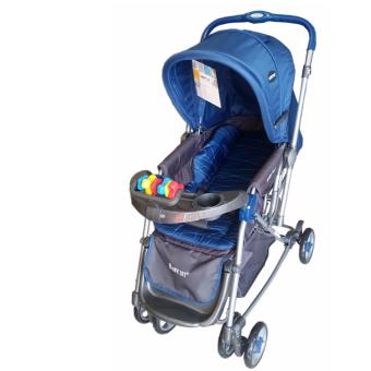 Baby 1st Stroller w/ rocking feature S-036CR, (dark blue) Price Philippines