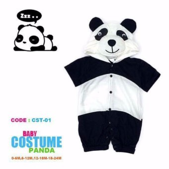 Panda Baby Romper Costume (1-2 Years) Price Philippines