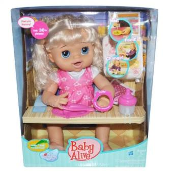 My Baby Alive Doll (Pink) Price Philippines