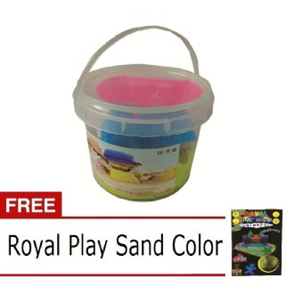 Harga Play Sand Small Canister With FREE Play Sand Color