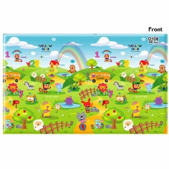 Harga Parklon Yellow Bear Playmat