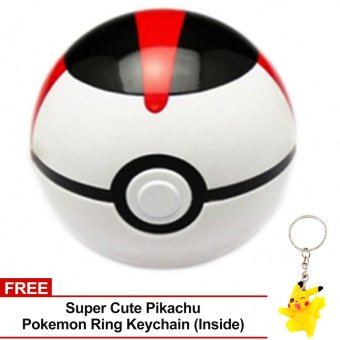 ANIME ZONE Pokemon Anime 7-cm Super Cool Timer Ball Pokeball Cosplay and Toy Model Price Philippines