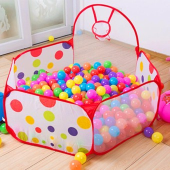 Outdoor/Indoor Foldable Kids Children Game Tent Portable Ocean Ball Pit Pool Toy Price Philippines