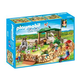 Harga Playmobil City Life Children Petting Zoo