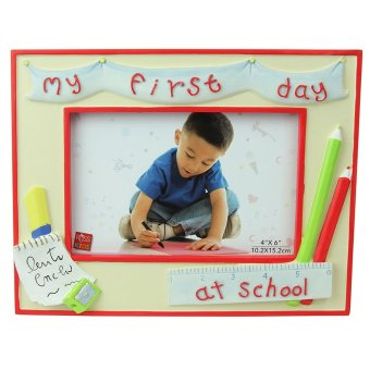 Harga Russ My First Day At School Frame