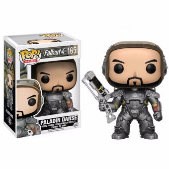 Funko Pop! Games: Fallout 4 - Paladin Danse Price Philippines