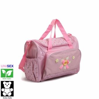 Cutie Beautiful Mornings Diaper Bag (Pink) Price Philippines