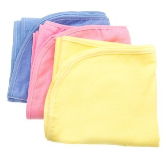 Harga Vincenzo Shop Flannel Blanket Code 300 (Set of 3)