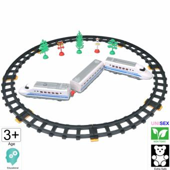 Harga Cutie Auto Run Train Express Set