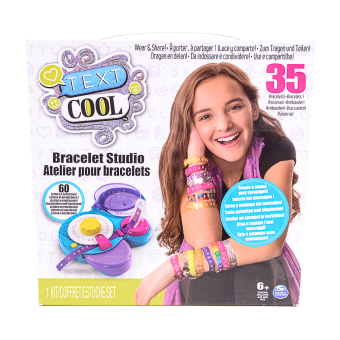 Spinmaster Text Cool Bracelet Studio Price Philippines