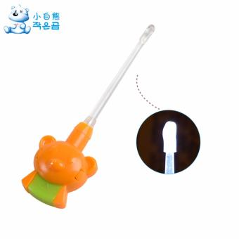 Harga Little white bear LED Ear Pick
